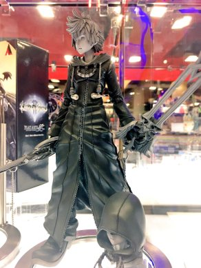 Square Enix SDCC 2016 Play Arts KAI Kingdom Hearts II Roxas Prototype 1