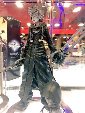 Square Enix SDCC 2016 Play Arts KAI Kingdom Hearts II Roxas Prototype 1