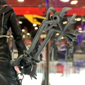 Square Enix SDCC 2016 Play Arts KAI Kingdom Hearts II Roxas Prototype 3