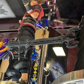 Square Enix SDCC 2016 Play Arts KAI Kingdom Hearts II Sora 2