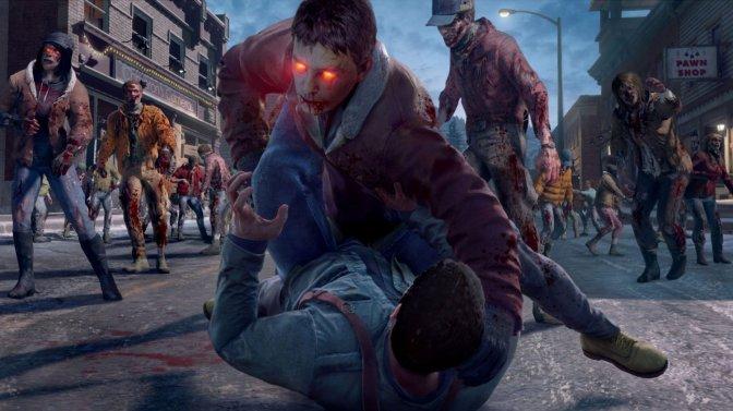 Dead Rising 4 Gameplay Screenshot