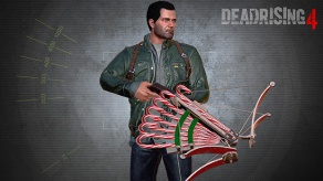 Dead Rising 4 Pre-Order Content Candy Cane Crossbow - Best Buy