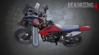 Dead Rising 4 Pre-Order Content Slicecycle - Amazon