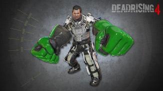 Dead Rising 4 Pre-Order Content X-Fists - Microsoft