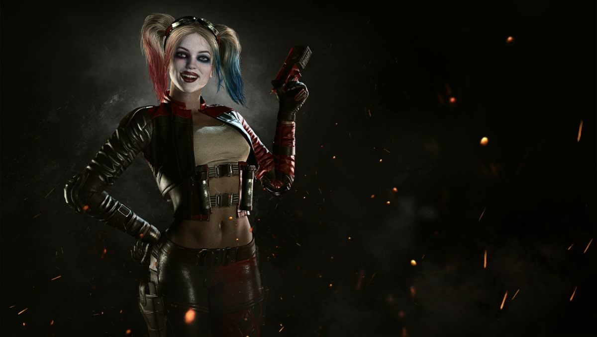 "'Injustice 2' Characters ""Harley Quinn"", ""Deadshot ... Will Smith Deadshot"