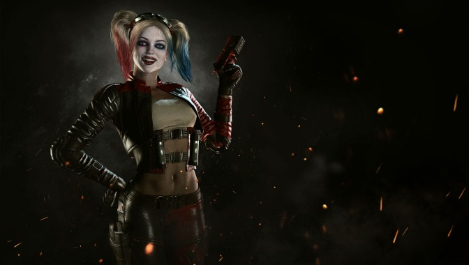 "'Injustice 2' Characters ""Harley Quinn"", ""Deadshot"" Confirmed"