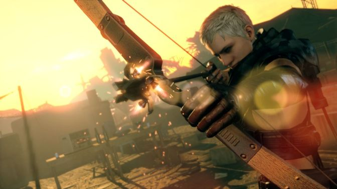 'Metal Gear Survive' Announced At Gamescom 2016