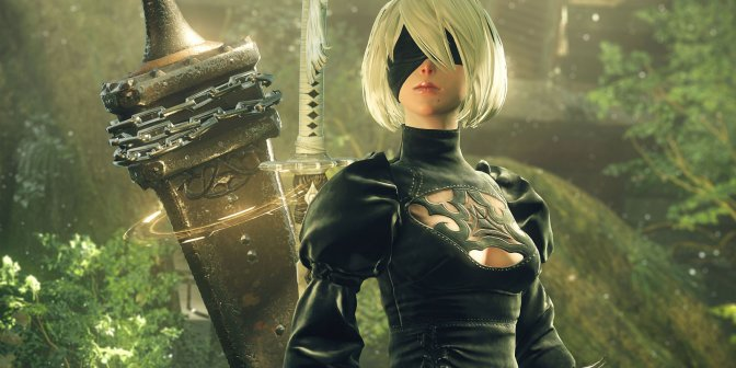 'Nier: Automata' Coming To Steam Next Year