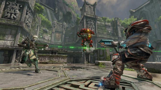 QuakeCon 2016: 'Quake Champions' Gets Debut Gameplay Trailer