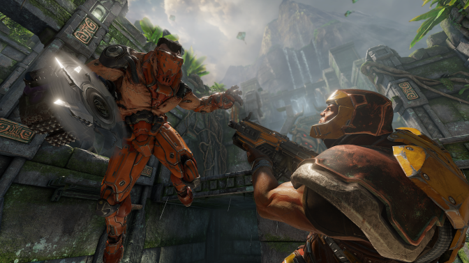 QuakeCon 2016: First Look At 'Quake Champions'