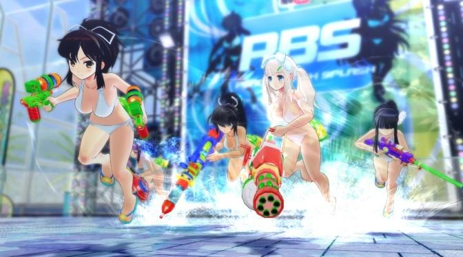 'Senran Kagura: Peach Beach Splash' Limited Edition Coming To NA