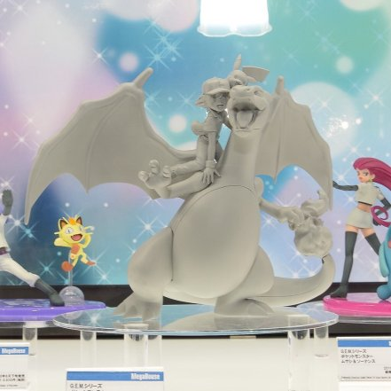megahouse-gem-series-pokemon-statue-prototype-1