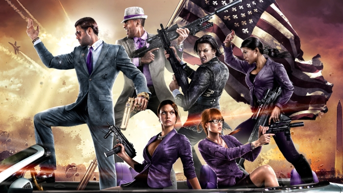 'Saints Row IV' Gets Official Mod And Steam Workshop Support