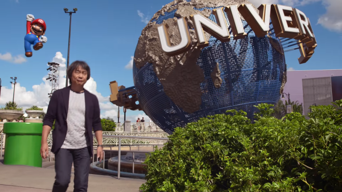 Nintendo Attractions Coming To Universal Studios Parks And Resort