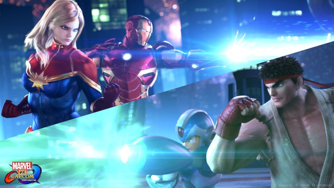 'Marvel VS Capcom Infinite' Announced, Coming To Consoles And PC Next Year