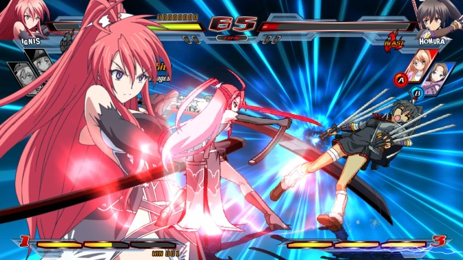 'Nitroplus Blasterz: Heroines Infinite Duel' Now Available On PC