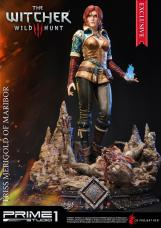 prime-1-studio-witcher-3-triss-merigold-statue-exclusive-blue-flame-variant