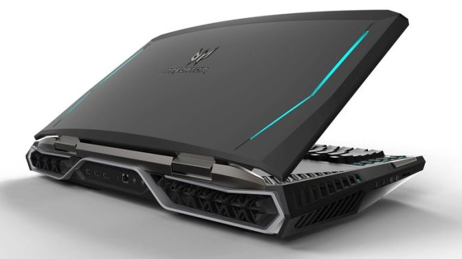 CES 2017: Acer Predator 21 X Priced And Dated For Next Month