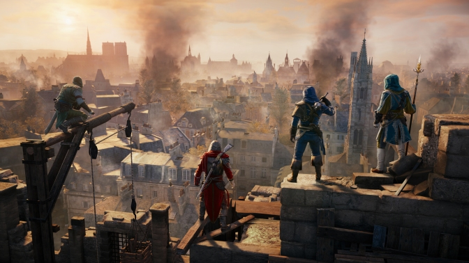 'Assassin's Creed' Franchise Highlighted In Current Humble Bundle