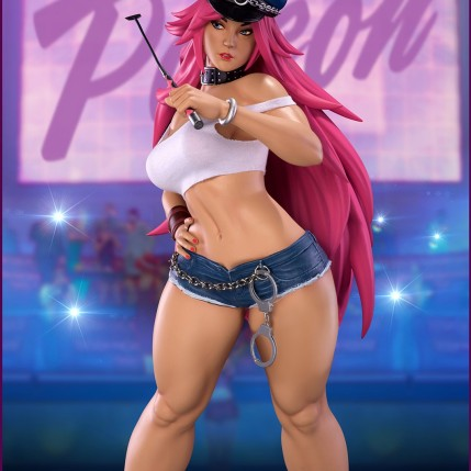 pcs-final-fight-street-fighter-poison-statue-4