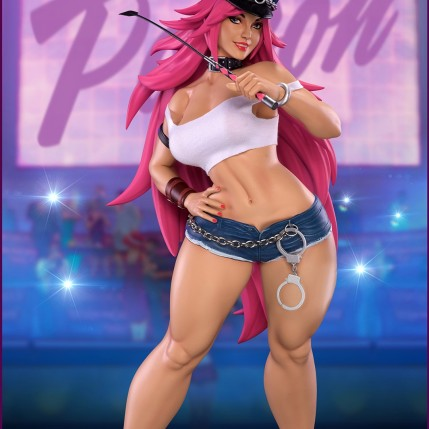 pcs-final-fight-street-fighter-poison-statue-mad-gear-face-4