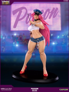 pcs-final-fight-street-fighter-poison-statue-mad-gear-face-6