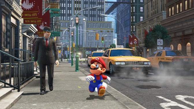'Super Mario Odyssey' Revealed, Coming In Q4 2017