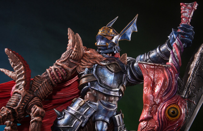 """'Soul Calibur II' """"Nightmare"""" 20-Inch Statue Now Available For Pre-Order"""