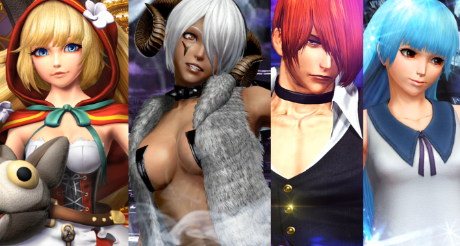 """'The King Of Fighters XIV' """"Classic Iori"""" Now Available, More DLC Announced"""