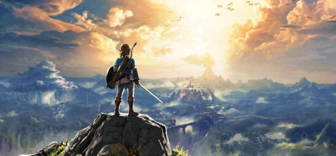 'The Legend Of Zelda: Breath Of The Wild' Season Pass Announced