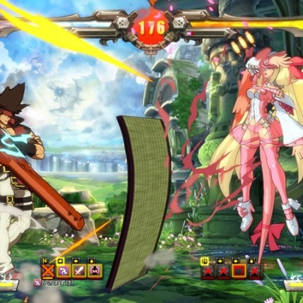 Guilty Gear Xrd REV2 MOM Mode New Items
