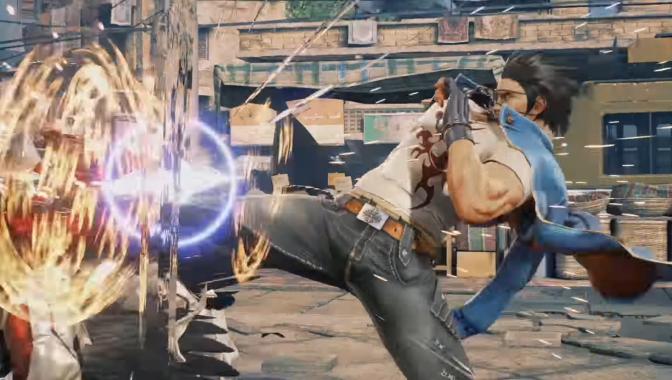 """'Tekken 7' Trailer Showcases """"Bryan"""", """"Bob"""", """"Hwoarang"""" And More"""