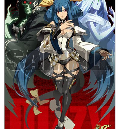 Guilty Gear Xrd REV2 Dizzy Arcade Pass Case - AmiAmi