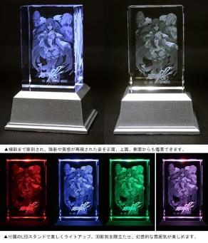 Guilty Gear Xrd REV2 Famitsu DX Pack - Dizzy 3D Crystal Cube