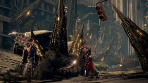 Code Vein Official Screenshot 22