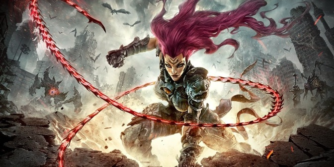 'Darksiders III' Officially Announced In New Trailer