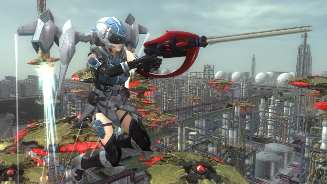 'Earth Defense Force 5' Trailer Follows Daily Life Of EDF Soldiers