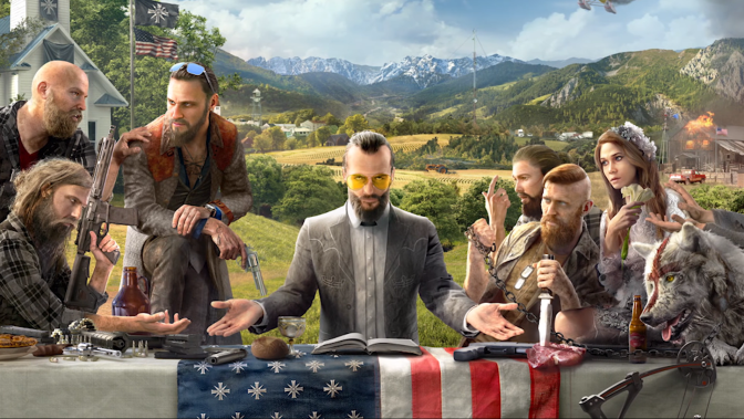 'Far Cry 5' Brings Religious Horror To The United States