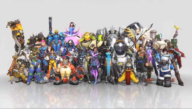 'Overwatch' Anniversary Event Now Live On Consoles And PC