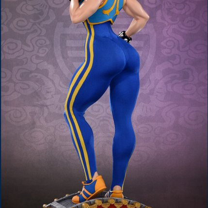 PCS Street Fighter Chun-Li Alpha - Photo 12