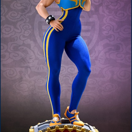 PCS Street Fighter Chun-Li Alpha - Photo 15