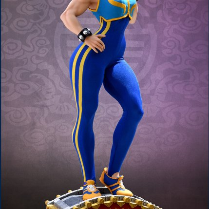 PCS Street Fighter Chun-Li Alpha - Photo 16