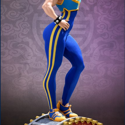 PCS Street Fighter Chun-Li Alpha - Photo 17