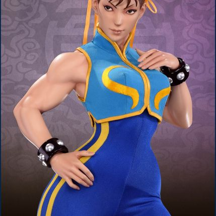 PCS Street Fighter Chun-Li Alpha - Photo 2