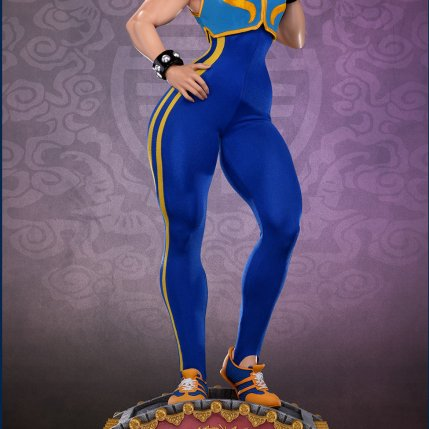 PCS Street Fighter Chun-Li Alpha - Photo 5