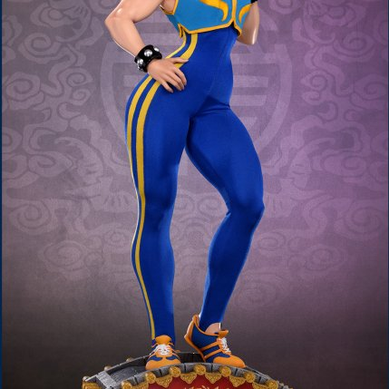 PCS Street Fighter Chun-Li Alpha - Photo 6