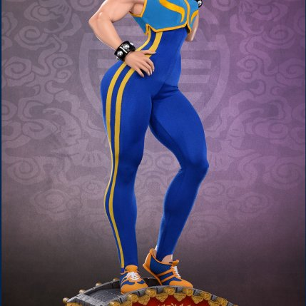 PCS Street Fighter Chun-Li Alpha - Photo 7