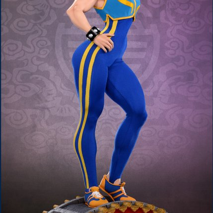 PCS Street Fighter Chun-Li Alpha - Photo 8