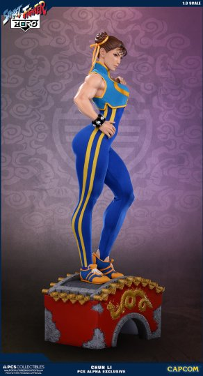 PCS Street Fighter Chun-Li Alpha - Photo 9