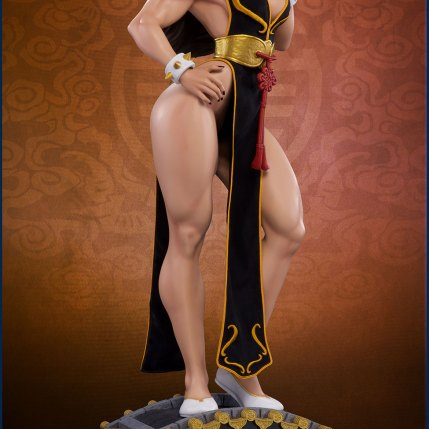 PCS Street Fighter Chun-Li Battle Dress - Photo 12